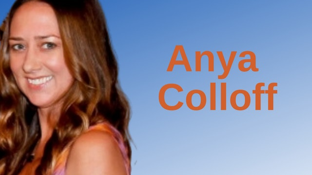 Anya Colloff (Interview)