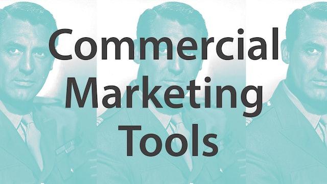 Commercials - Marketing Tools