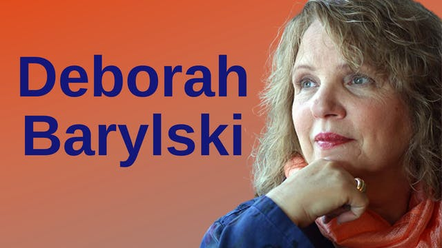 Deborah Barylski (Interview)