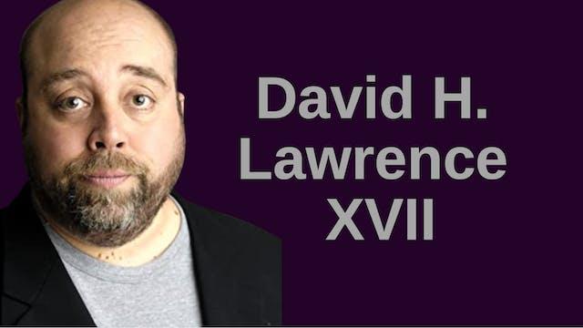 David H. Lawrence XVII