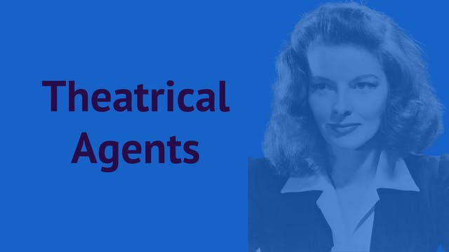 Theatrical Agents