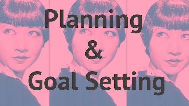 Planning & Goal Setting