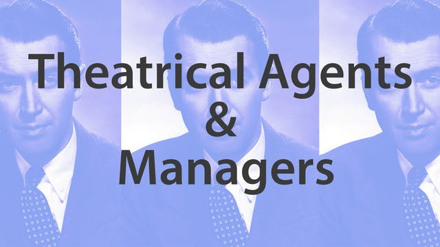 Theatrical Agents & Managers