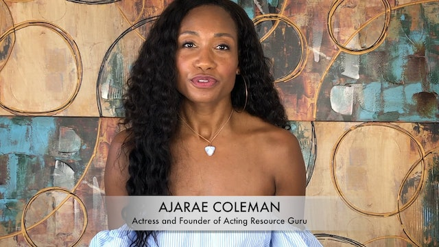 What Does Acting Resource Guru Offer In The Live Coaching?