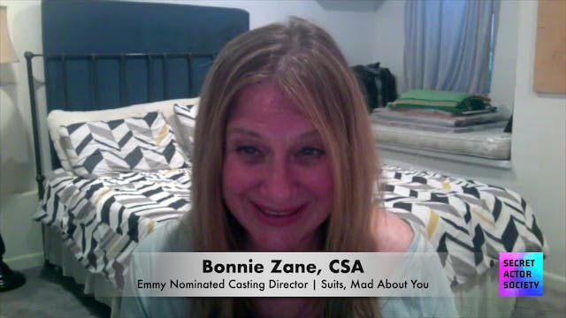 What Are Some Tips For Actors When Th...