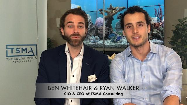 Meet Ben Whitehair & Ryan Walker from TSMA Consulting
