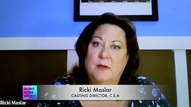 Do You Ever Watch Unsolicited Self Tapes Sent By Actors?