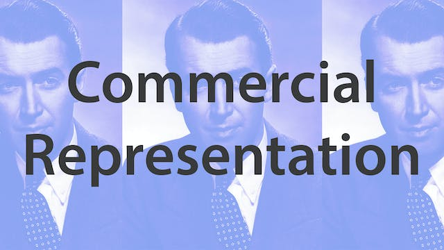 Commercial Representation