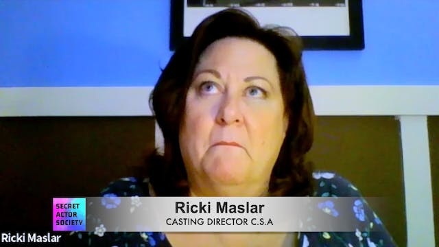 What % Of Actors Auditioned Are Worki...