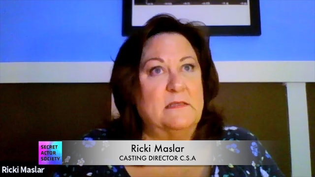 What Do You Love About Casting?