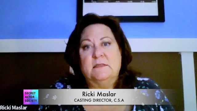 Do You Ever Watch Unsolicited Self Tapes Sent By Representation?