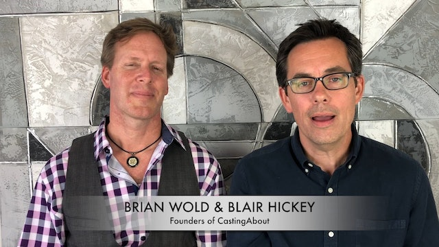 Meet Brian Wold & Blair Hickey: Founders Of Casting About