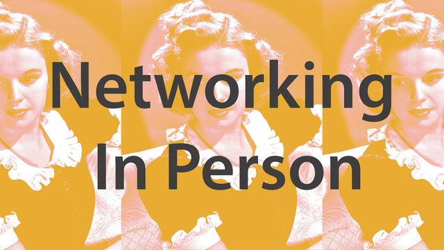 Networking In Person