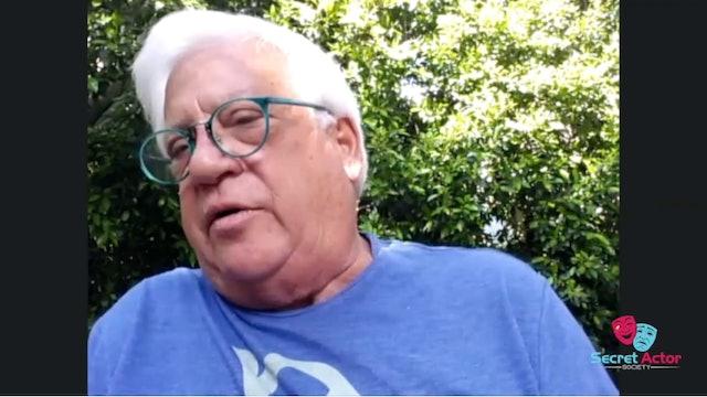 John Frank Levey: Rapidfire