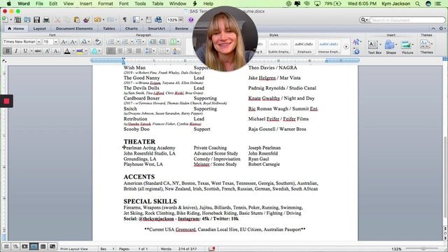 How Do I Format My Resume - A Step By Step Video Tutorial