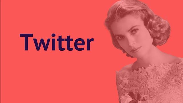 Twitter & Tweeting