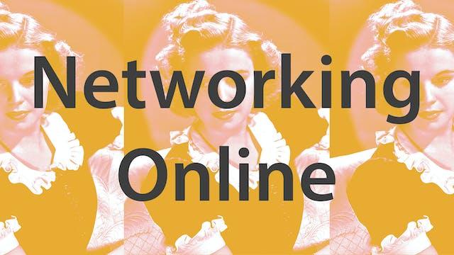 Networking Online