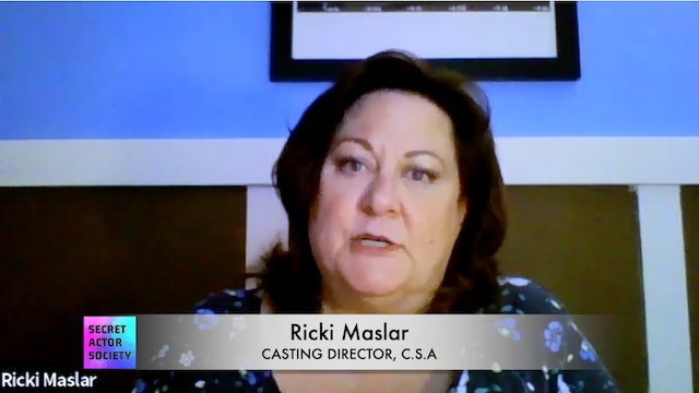 Do You Like A Second Option For Each Scene When Actors Send A Self Tape?