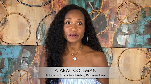 I Just Signed Up For Acting Resource ...