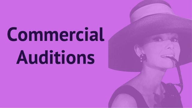 Commercial Auditions