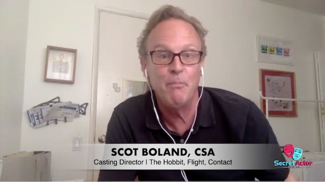 How Do You Feel About Actors Sending ...