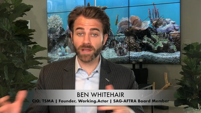 How Can I Pitch An Idea To The SAG-AF...