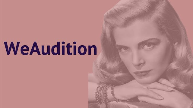 We Audition