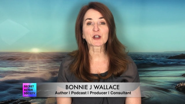 Meet Bonnie J Wallace: Author, Podcast, Producer & Consultant