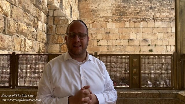 Secrets of The Old City - Jewish Quarter