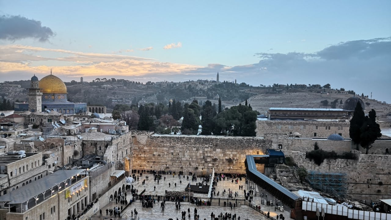 Secrets of the Old City: Jewish Quarter