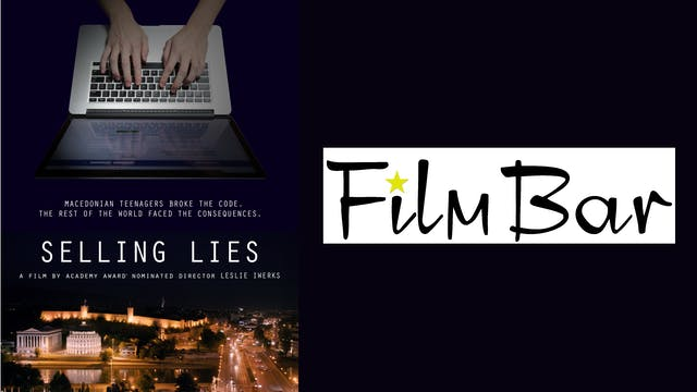 Selling Lies 4 FilmBar