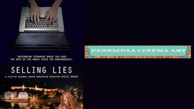 Selling Lies 4 Pensacola Cinema Art