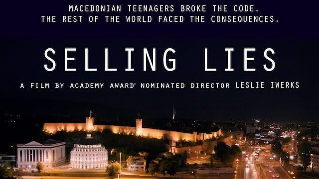 Selling Lies 4 Manlius Art Cinema