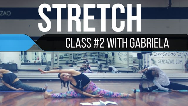 Stretching Class 02