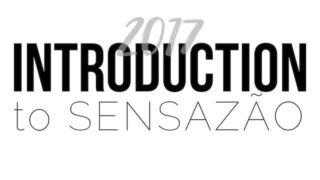 2017 Intro to Sensazao Classes