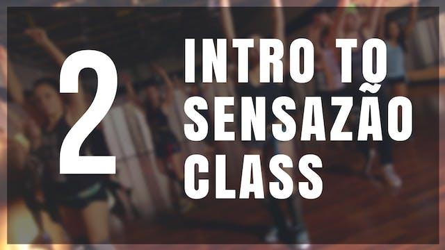 Intro to Sensazão | 2
