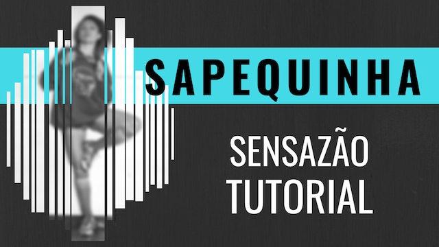 """""""Sapequinha"""" Sensazao Tutorial"""