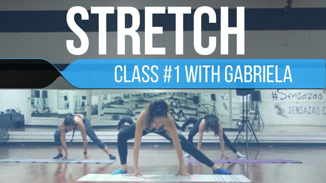 Stretching Class 01