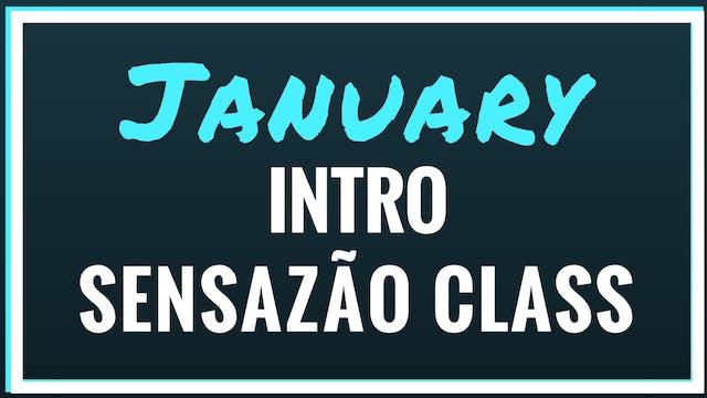 2018 January Intro to Sensazao