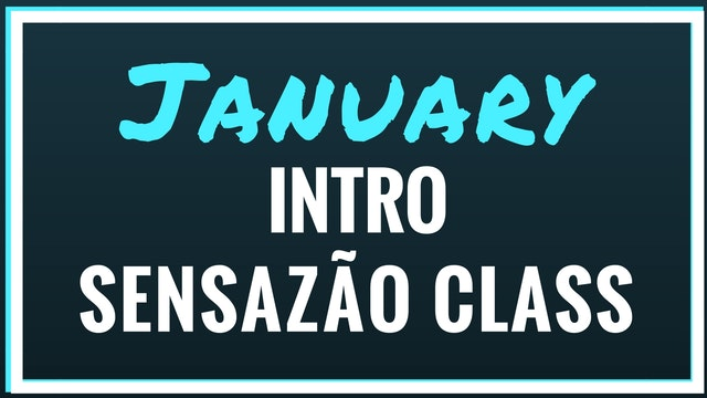 2018 January Intro to Sensazao