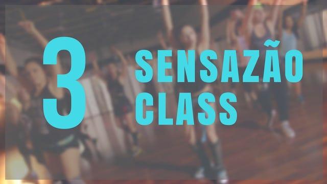 Sensazão Class 3