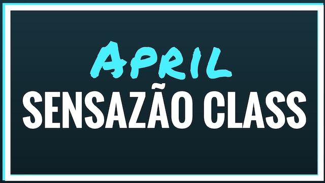 2018 April Sensazão Class
