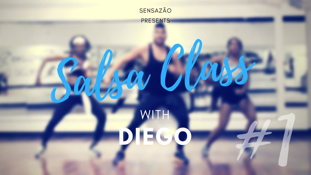Salsa Class with Diego 01