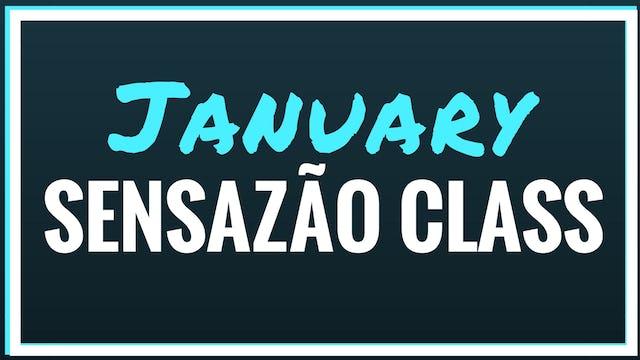 2018 January Sensazão Class