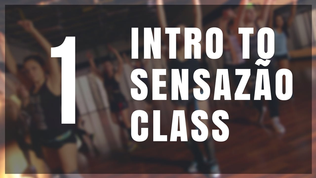 Intro to Sensazão | 1