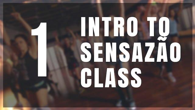 Intro to Sensazão | 1
