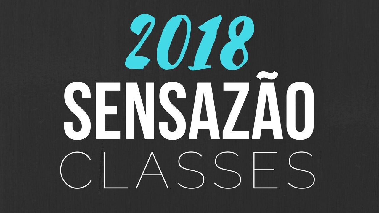 2018 Sensazao Classes