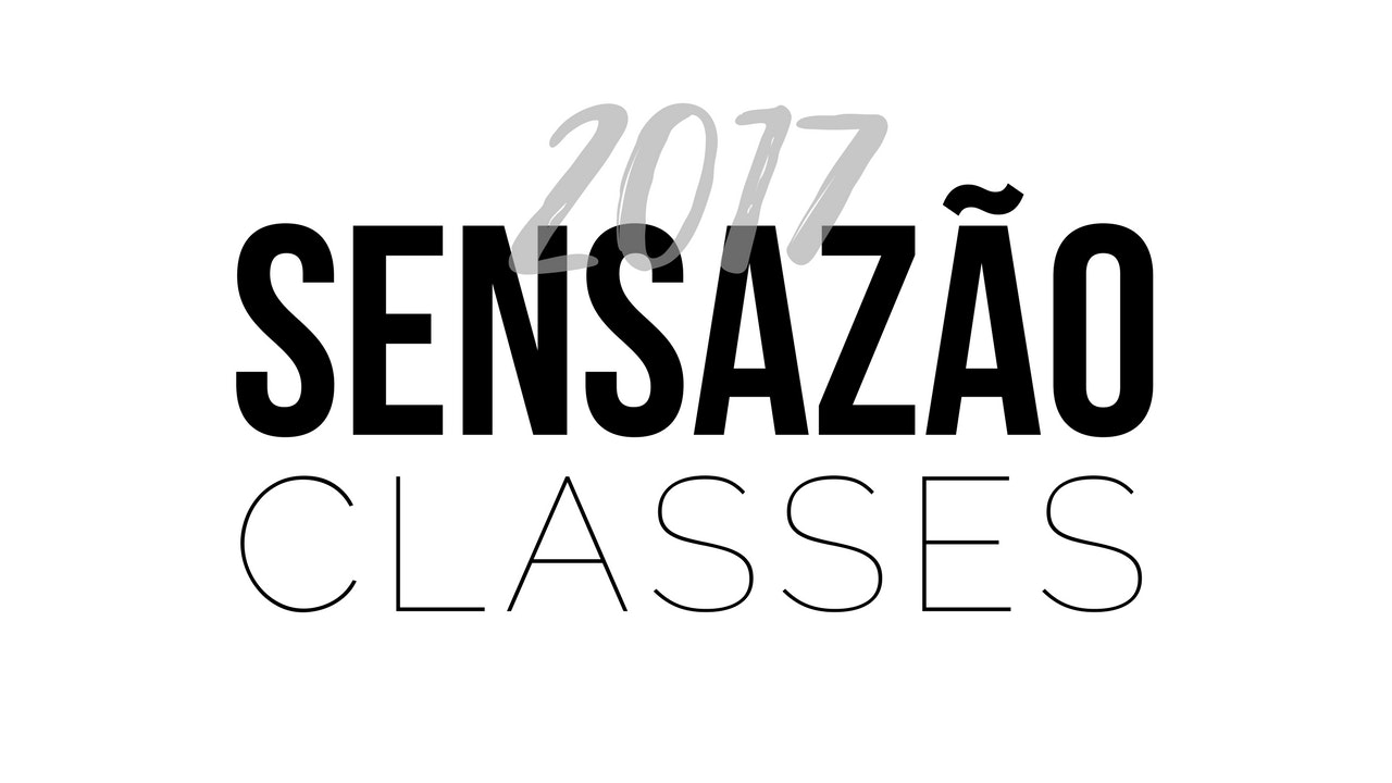 2017 Sensazao Classes