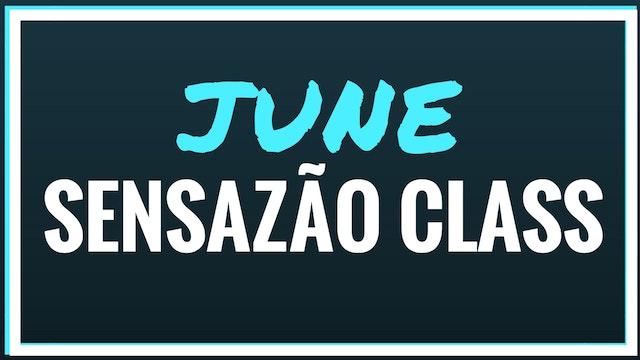 2018 June Sensazão Class