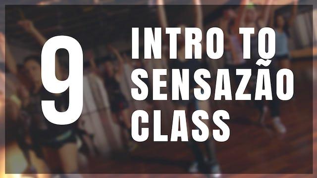 Intro to Sensazão | 9
